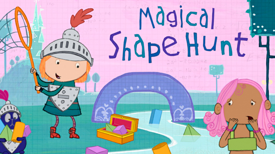 Magical Shape Hunt
