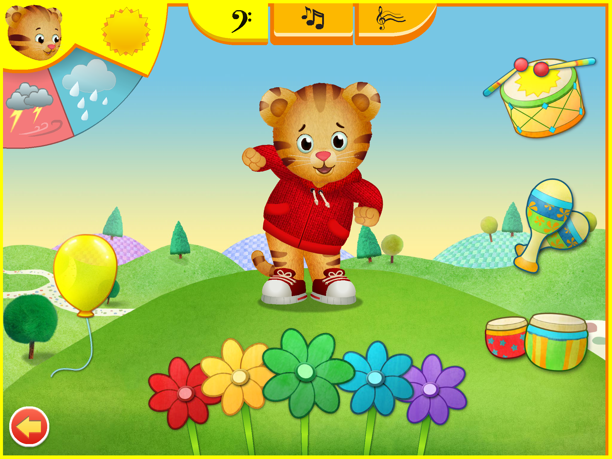 Daniel Tiger: Play at Home with Daniel Mobile Downloads | PBS KIDS
